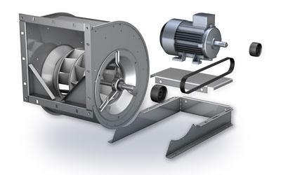 Industrial Fan Coil Units Fan Supplier Dublin Ireland